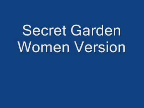 Secret Garden Female Version