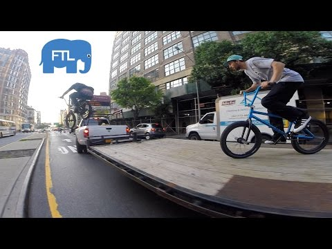 Follow The Leader BMX in NYC 2017