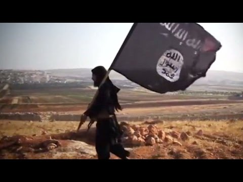 U.S. prepared to strike ISIS in Syria