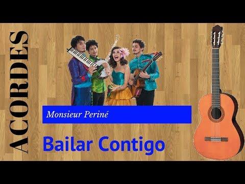 Tutorial - Bailar contigo - Monsieur Periné