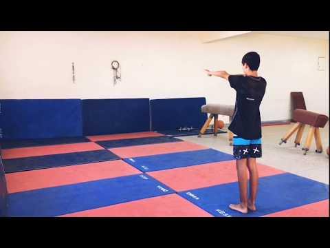Gymnastique Au sol ( dufficulté B ) GYMNASTIC