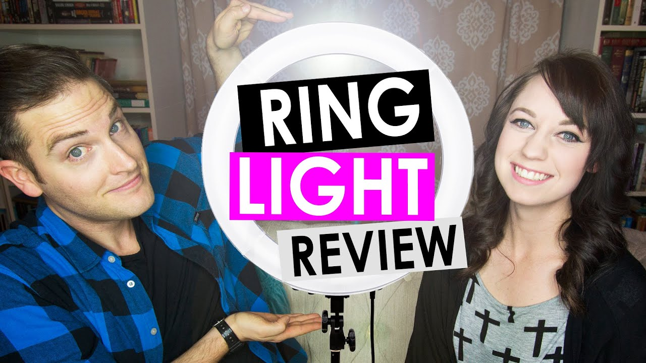 Makeup Ring And Lights: Halo Prismatic Ring Light For