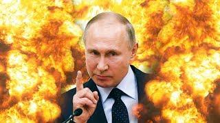 Путин и его взрывчатка | RYTP