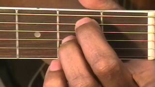 Guitar Lesson: How To Play Old School 12 Bar Blues EASY PART 1 Beginners The Chords Key E 145