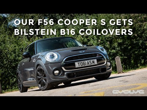 Our Project Mini Cooper S F56 Gets Bilstein B16 Coilovers