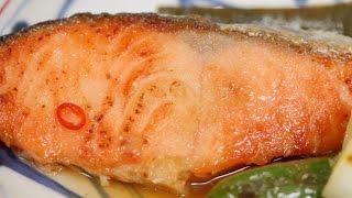Salmon Yakizuke Recipe  Cooking with Dog