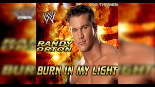 "WWE: ""Burn In My Light"" (Randy Orton) [V2] Theme Song + AE (Arena Effect)"