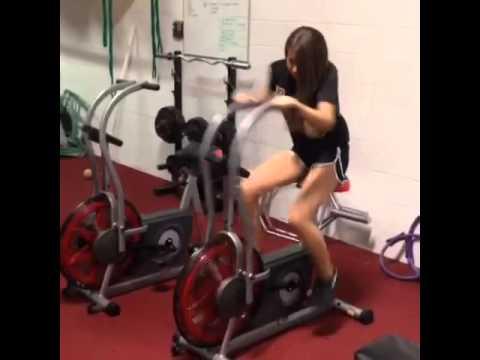 fan exercise bike. no bull training - ( fan bike ) exercise i