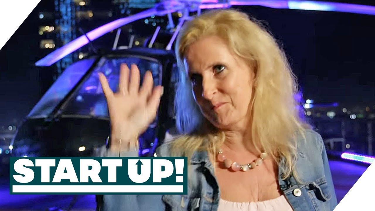 Wer darf in den Helikopter nach San Francisco? | Start Up | SAT.1 TV