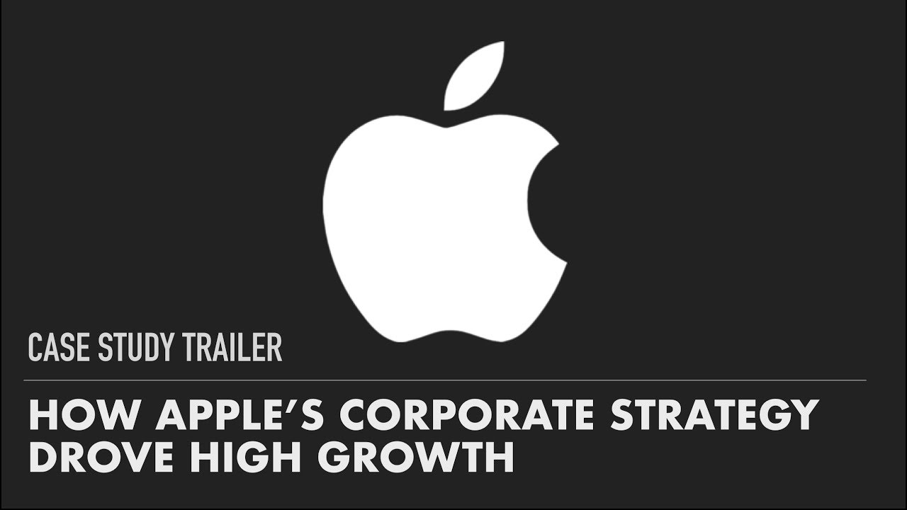 Apple Driving High Growth | Case Study & Teaching Materials | Blue