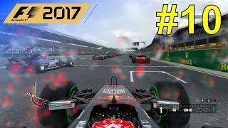 F1 2017 - Let's Make Verstappen World Champion #10 - 100% Race Great Britain