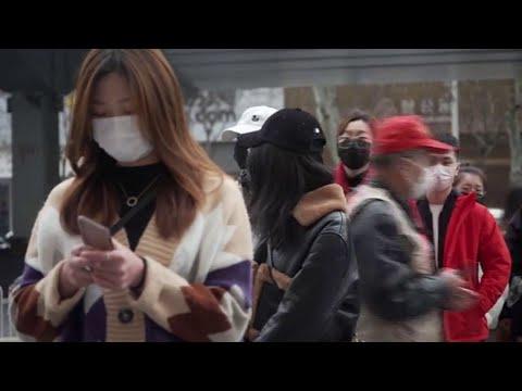 Coronavirus: à Wuhan
