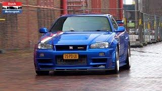 Modified Cars Accelerating! - GTR R-Tune, E63S, Supra, F12, Scirocco R, WRX STi, RS3, Golf R,...