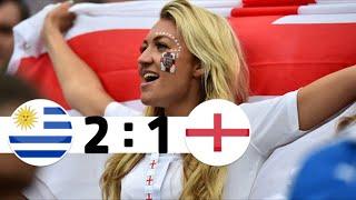 우루과이 VS 잉글랜드  [2:1]  2014 브라질 …