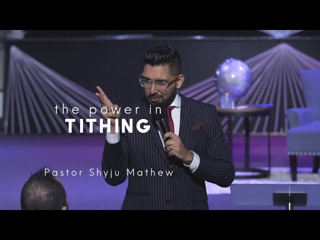 How Tithing Unlocks the Spirit Man!