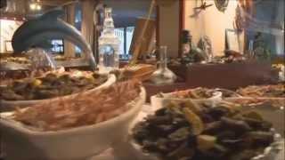 restauration bar fruits de mer camping