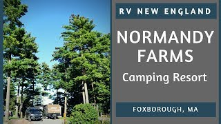 RVing New England: A Day Off at Normandy Farms Camping Resort