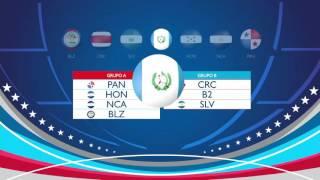 #CCA2017 Grupo B, Posición 2: Guatemala