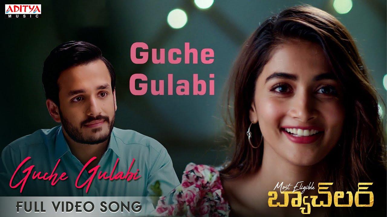 Download Guche Gulabi Full Video Song|#MostEligibleBachelor Songs|Akhil,Pooja Hegde|Gopi Sundar|Armaan Malik