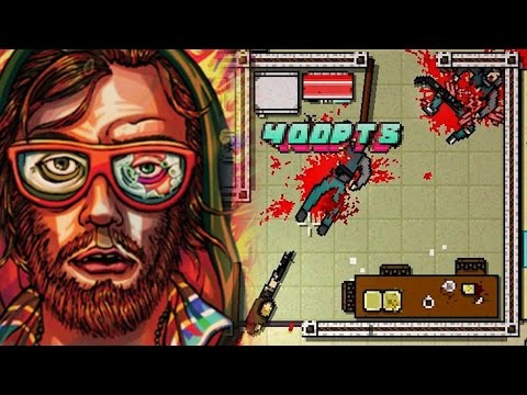 Hotline Miami 2: Wrong Number - Test / Review zur Killer-Fortsetzung