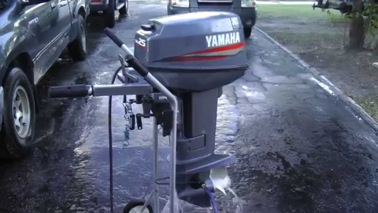 2001 yamaha 25hp shortshaft 2 stroke outboard motor tiller for 25hp yamaha 2 stroke