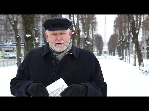 Arvīds Dravnieks: augstākā vara Latvijā pieder Latvijas tautai