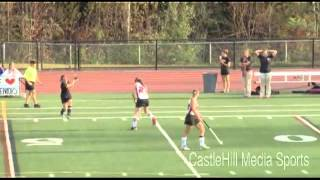 Girl's High School Jv Field Hockey: Bedford Bulldogs Vs Keene Blackbirds  (10/07/13)