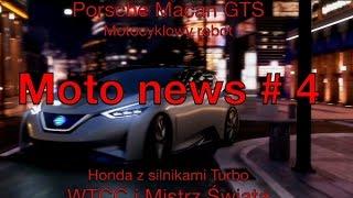 Moto news # 4