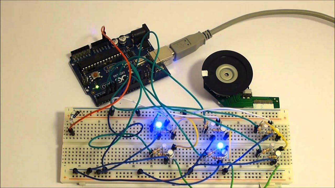 informatik mit arduino ansteuerung b rstenloser. Black Bedroom Furniture Sets. Home Design Ideas