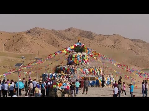 Northern China's Inner Mongolia Celebrates 70th Anniversary