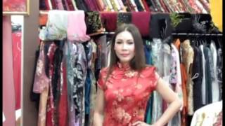 TV3 & LikeMedia : 2014 CNY Cheongsam Fashion BTS