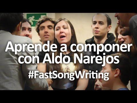 Aprende a hacer canciones de forma sencilla y rápida - Fast SongWriting
