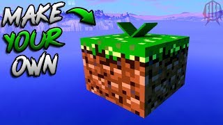 How To Make a Minecraft 1v1 Map in Fortnite...