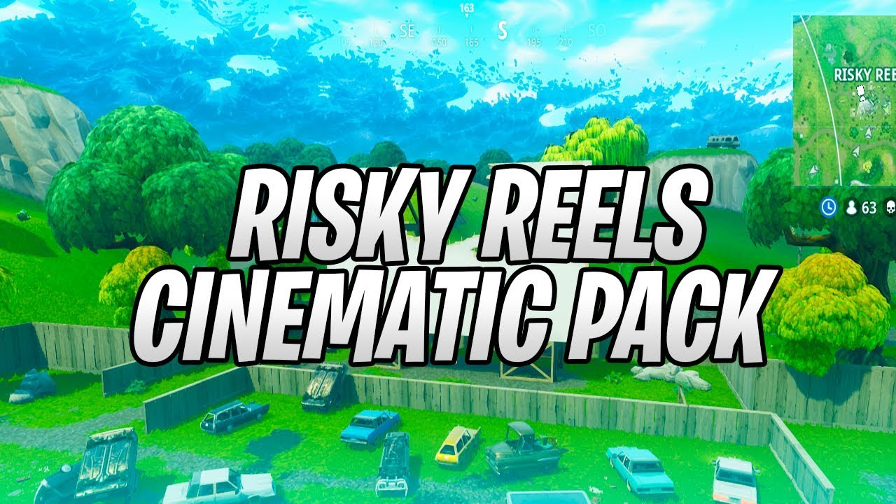 New Free To Use Risky Reels Cinematic Pack Fortnite Battle Royale