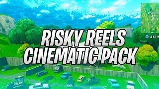 *NEW* FREE TO USE RISKY REELS CINEMATIC PACK - FORTNITE BATTLE ROYALE