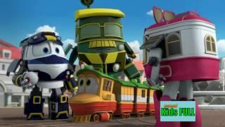 ROBOT TRAINS O Vírus do Descontrole [HD] NOVO