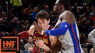 Cleveland Cavaliers vs Detroit Pistons Full Game Highlights | March 2, 2018-19 NBA Season