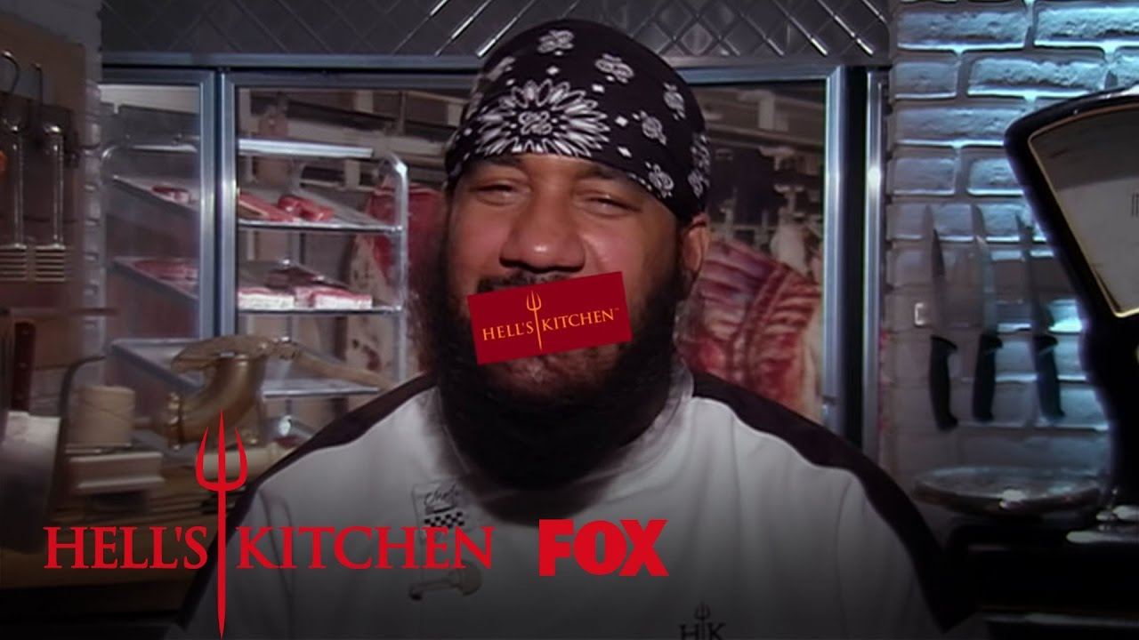 Guess the bleep milly works hard season 14 ep 15 for Hell s kitchen season 15 episode 1