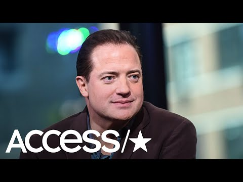 Brendan Fraser Claims Ex-HFPA President Inappropriately Groped Him In 2003 | Access