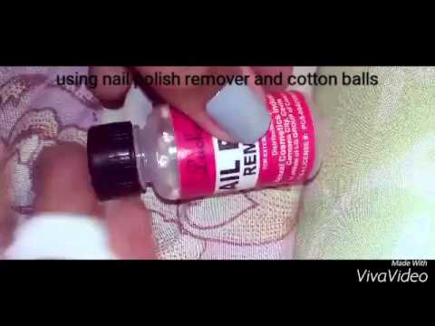 Nail Extension Without Nail Form or even a gel