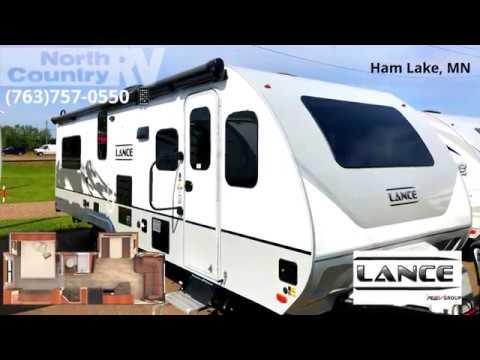 Pomona Rv Show 2020.2020 Lance 2465 I North Country Rv