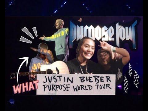 Purpose Tour Perth 2017 // Justin Bieber // Franczesca Perez