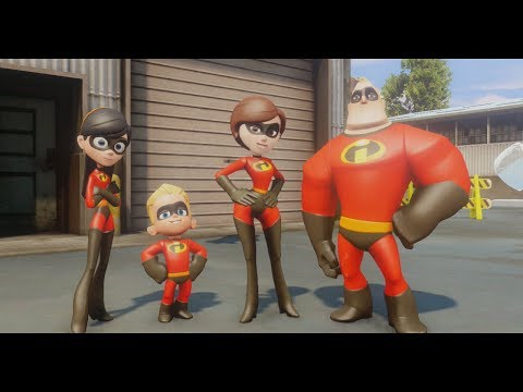 Thumbnail: Disney Infinity - The Incredibles - Part 1