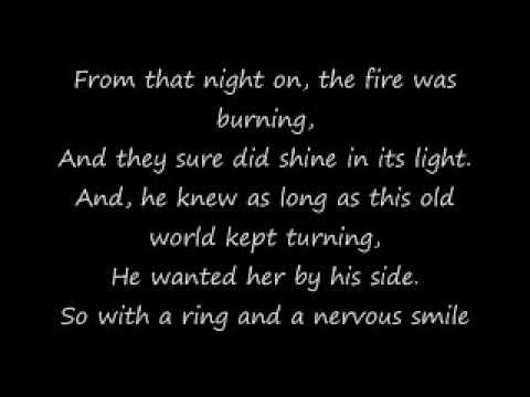 Chad Brock - She Said Yes Lyrics | MetroLyrics