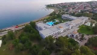 Mitsis Galini Wellness Spa & Resort | Aerial Tour