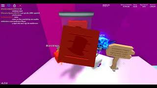 the mysterious part of bubble gum simulator /roblox