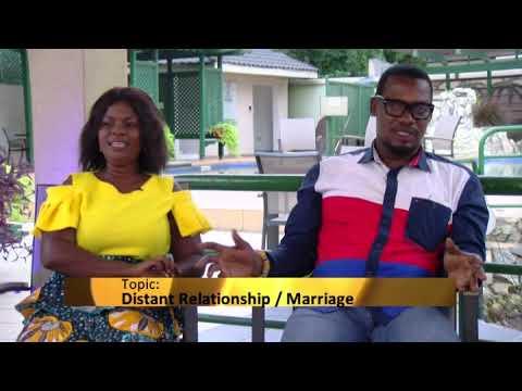Distance Relationship/Marriage - Awaresem on Adom TV (18-6-20)