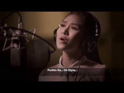 Sarah Geronimo - Ang Sugo Ng Diyos Sa Mga Huling Araw (w/lyrics)