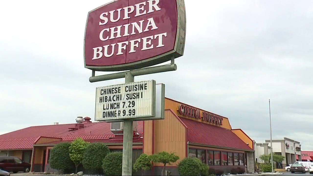 Raids At Super China Buffet Restaurants