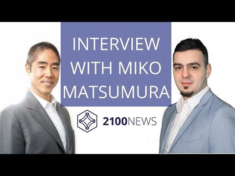 2100news.com interview with Miko Matsumura